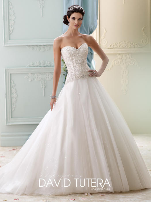 Velvet - David Tutera for Mon Cheri Bridal
