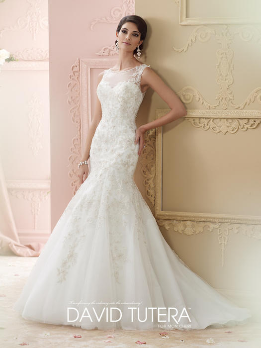 Jenny - David Tutera for Mon Cheri Bridal