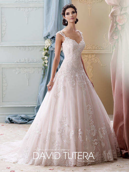 Arwen - David Tutera for Mon Cheri Bridal