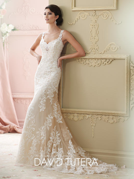 Florine - David Tutera for Mon Cheri Bridal
