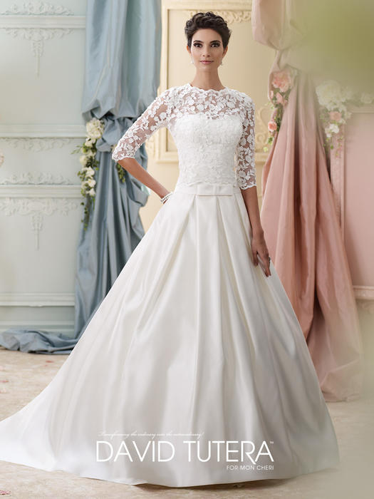 Ellie - David Tutera for Mon Cheri Bridal