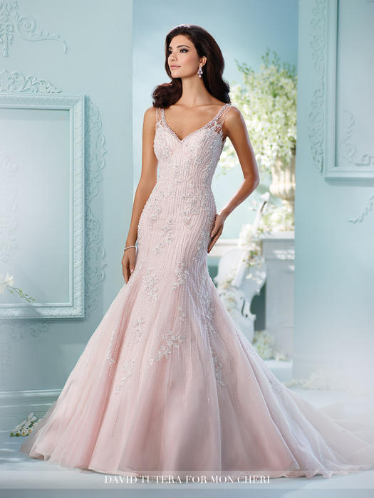 Azure - David Tutera for Mon Cheri Bridal
