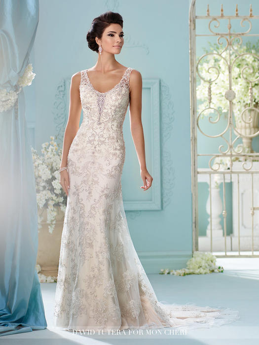 Kaltrina - David Tutera for Mon Cheri Bridal