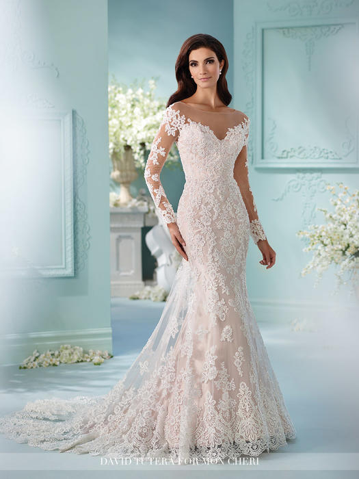Maisie - David Tutera for Mon Cheri Bridal