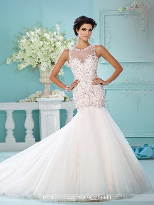 Neela - David Tutera for Mon Cheri Bridal
