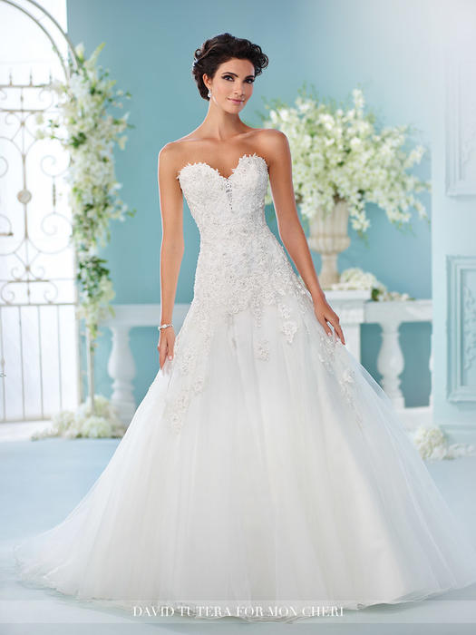 Kalapini - David Tutera for Mon Cheri Bridal