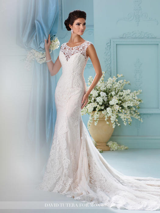 Afina - David Tutera for Mon Cheri Bridal