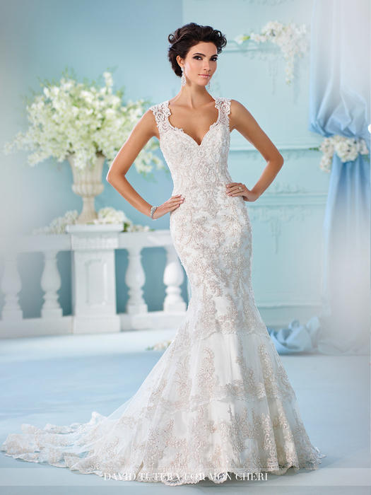Nerida - David Tutera for Mon Cheri Bridal