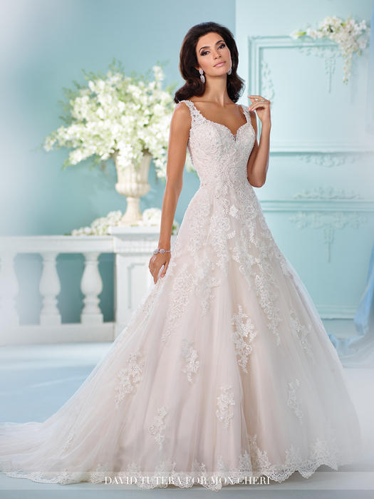 Violet - David Tutera for Mon Cheri Bridal
