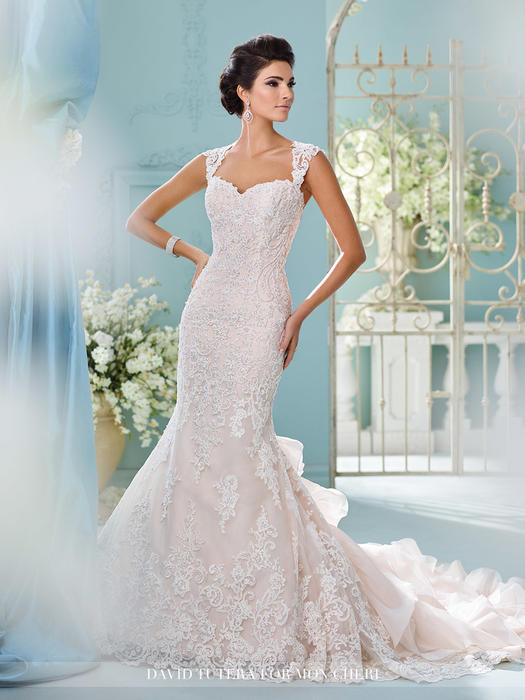 Mora - David Tutera for Mon Cheri Bridal