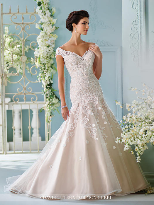 Sialia - David Tutera for Mon Cheri Bridal