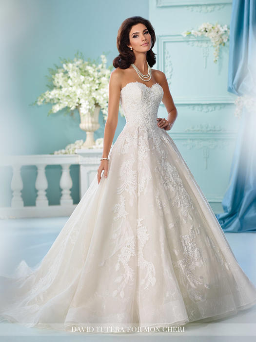 Serenity - David Tutera for Mon Cheri Bridal