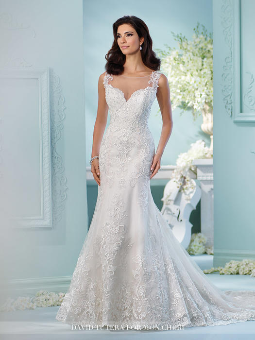 Linna - David Tutera for Mon Cheri Bridal