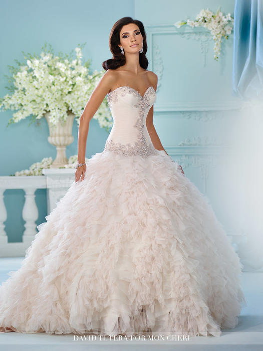 Meena - David Tutera for Mon Cheri Bridal
