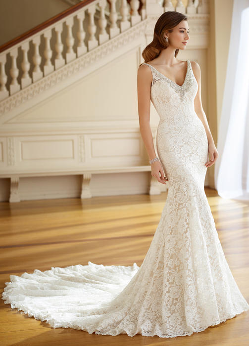 Pearl - David Tutera for Mon Cheri Bridal