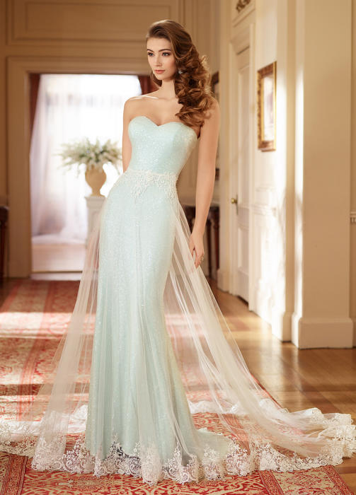 Lillian - David Tutera for Mon Cheri Bridal