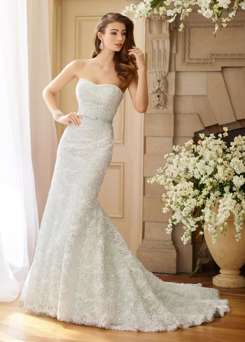 Lottie - David Tutera for Mon Cheri Bridal