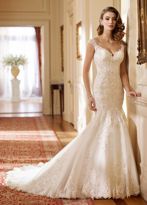 Hazel - David Tutera for Mon Cheri Bridal