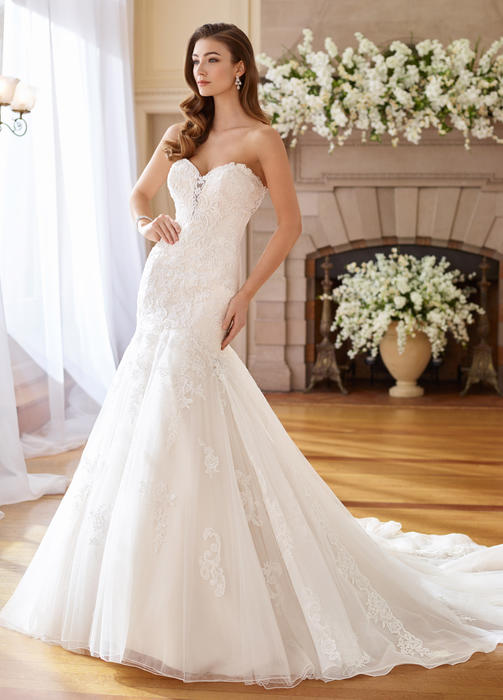 Vesta - David Tutera for Mon Cheri Bridal
