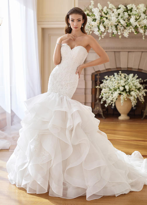 Inez - David Tutera for Mon Cheri Bridal