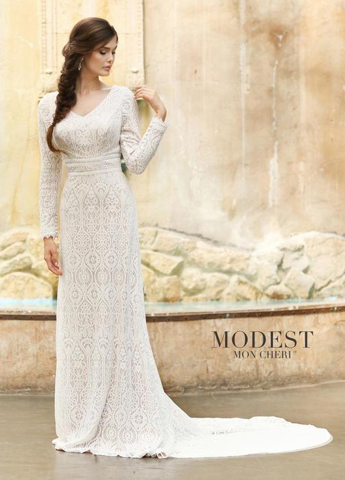 Modest Bridal by Mon Cheri