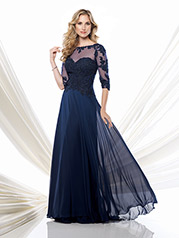 115968 Navy Blue front