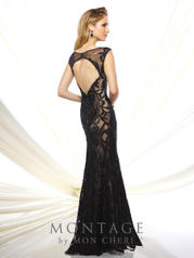 116951 Black/Nude back