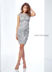 118869 Ombre Gray front