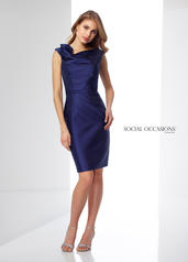 217848 Navy Blue front