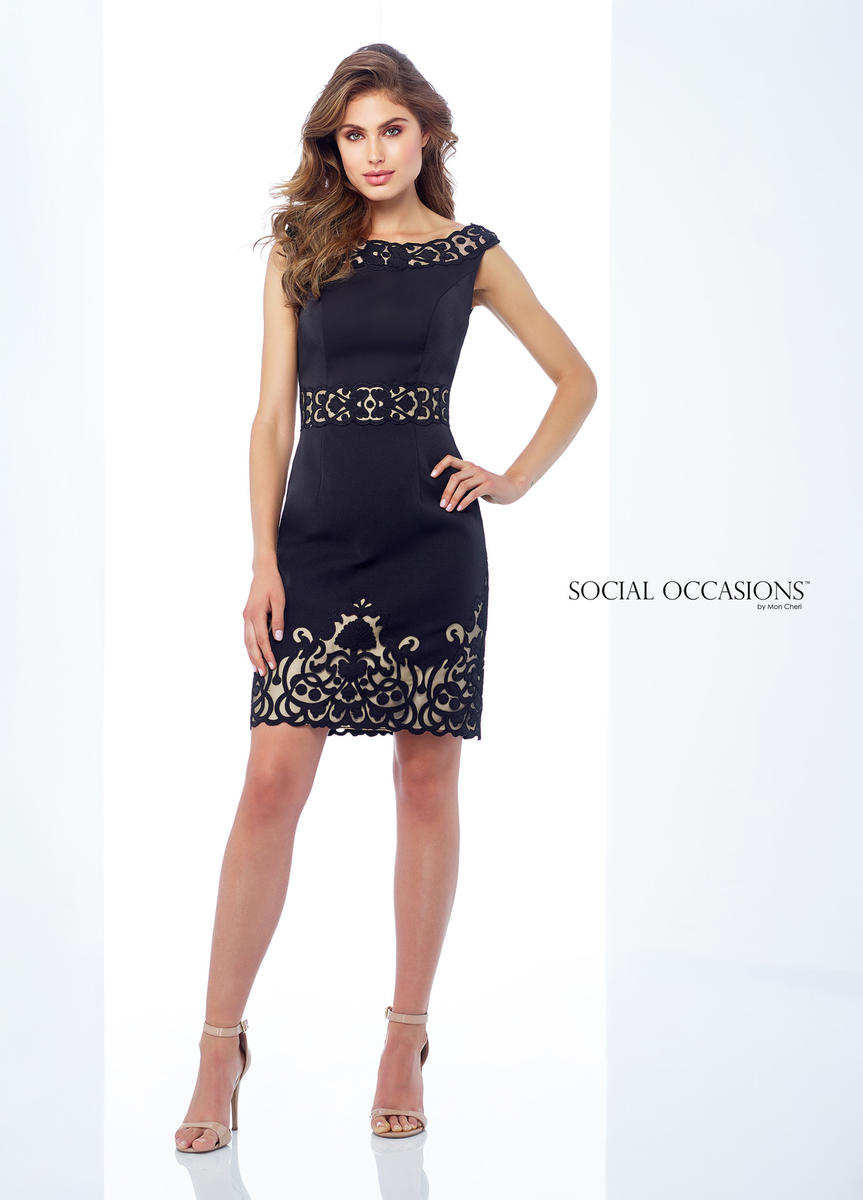 Social Occasions by Mon Cheri 118865 Social Occasions by Mon Cheri