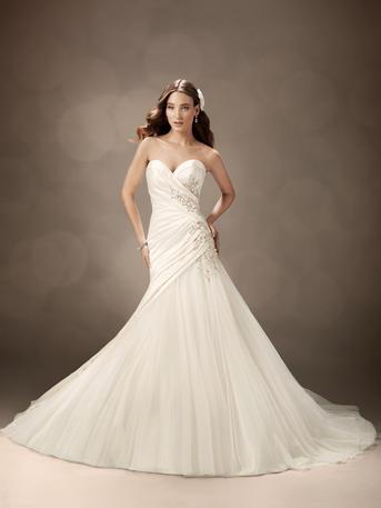 Sophia Tolli Bridal Dress Y11318-Nightlock