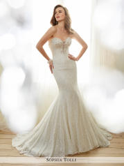 Y11708ZB-Angelique Light Champagne/Silver front