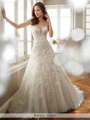Y11725-Antoinette Ivory/French Beige front