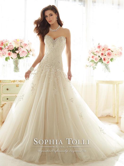 Marquesa - Sophia Tolli