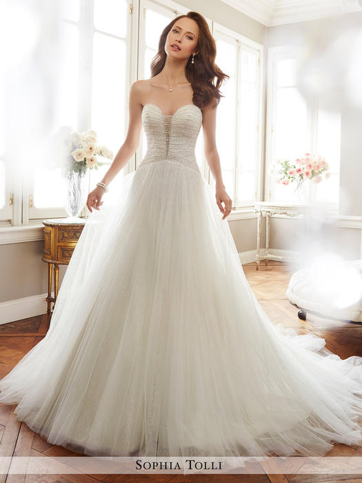 Sophia Tolli Bridal for Mon Cheri
