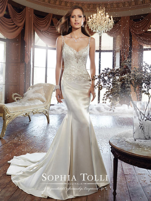 Sophia Tolli Bridal for Mon Cheri Now on Sale