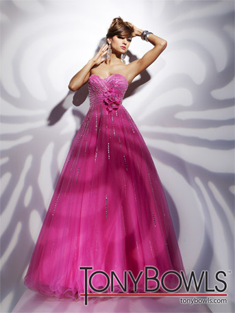 Tony Bowls Le Gala Dress