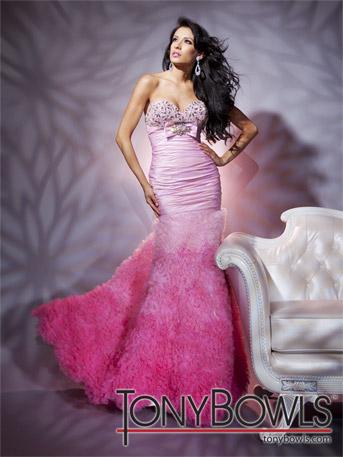 Tony Bowls Le Gala Dress