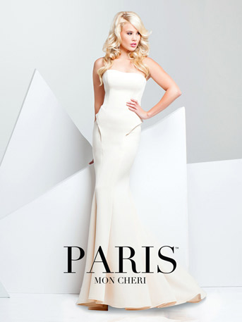 Paris Prom by Mon Cheri