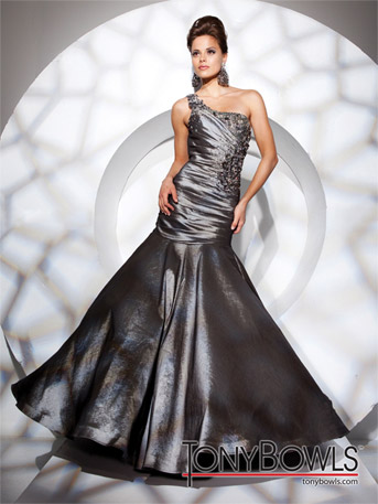 Tony Bowls Evening Dress