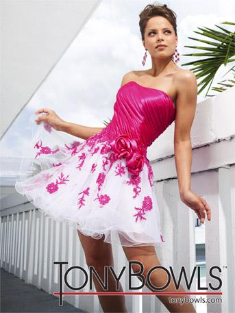 Tony Bowls Shorts Dress