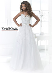 114508 Long Strapless
