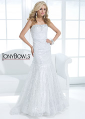114522 Strapless Mermaid