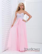 114524 Pink Strapless