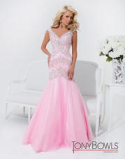 114530 Mermaid Gown