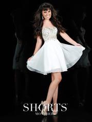 MCS11608 Shorts by Mon Cheri