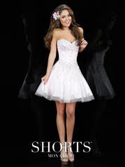 MCS11611 Shorts by Mon Cheri