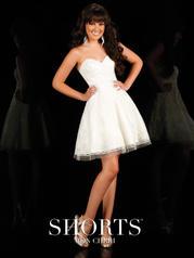 MCS11612 Shorts by Mon Cheri