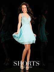 MCS11615 Shorts by Mon Cheri