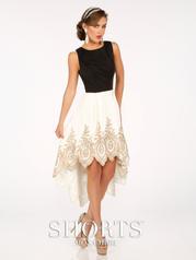 MCS11625 Shorts by Mon Cheri